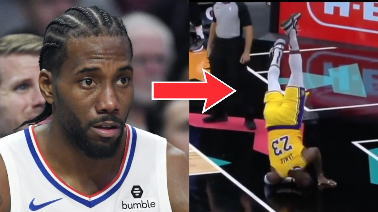 "NBA ""Malfunction"" MOMENTS"