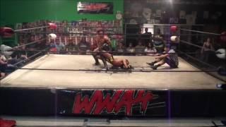 WWA4: AC Mack vs. Ashton Starr 4/27/2017