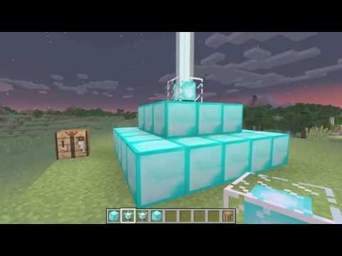 How to Build a Beacon Pyramid in Minecraft