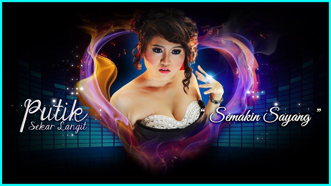 """""""PUTIK SEKAR LANGIT  - Semakin Sayang - Karaoke HD - NSTV - TV Musik Indonesia"""