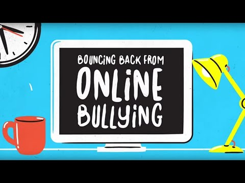 How To Deal With Online Bullying