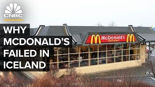 Download Why McDonald's Failed In Iceland Video