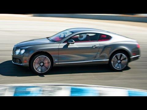 2013 Bentley Continental GT Speed Hot Lap! - 2013 Best Driver's Car Contender