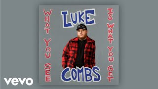 Luke Combs - What You See Is What You Get (Audio)