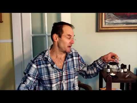 DIY men's cologne, aftershave
