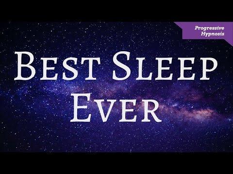 Best Sleep Ever ★ Rapid Sleep Hypnosis ★ Progressive Hypnosis