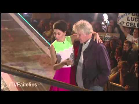 Gary Busey's Entrance in to the Celebrity Big Brother house 2014 HD