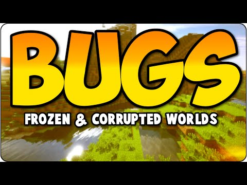 Minecraft Xbox 360 & PS3 TU32 Bugs & Glitches - Corrupted Worlds & Freezing - Title Update 32 Patch