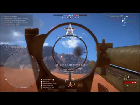 BF1 3 planes in 1 round with the AT