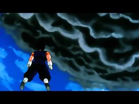 DragonBallZ - Vegito's Big Bang Kamehameha Against Super Buu (HD)