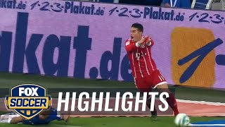 FC Schalke 04 vs. Bayern Munich | 2017-18 Bundesliga Highlights