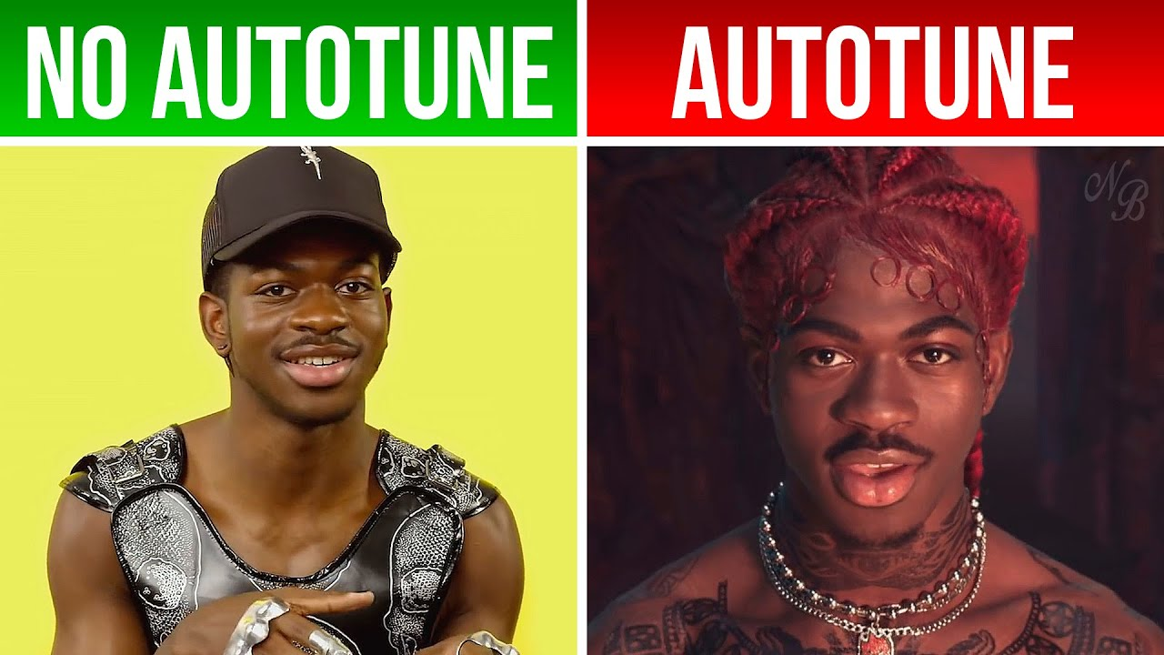 Lil Nas X 'Montero (Call Me By Your Name)' | *AUTOTUNE VS NO AUTOTUNE* (Genius)