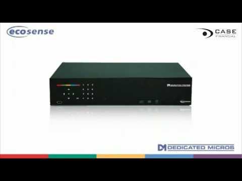 Dedicated Micros ECO Series DVR