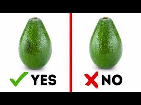 How To Pick Perfect Avocado Every Single Time