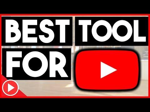 Best Tool For YouTube Creators