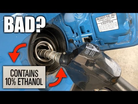 Is Ethanol Bad For Your Car's Engine?