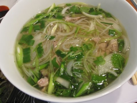 How To Make Pho Ga-How To Make Chicken Pho
