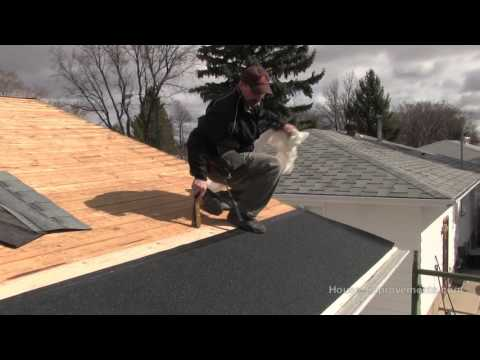 How To Install Shingles #2 Getting Started