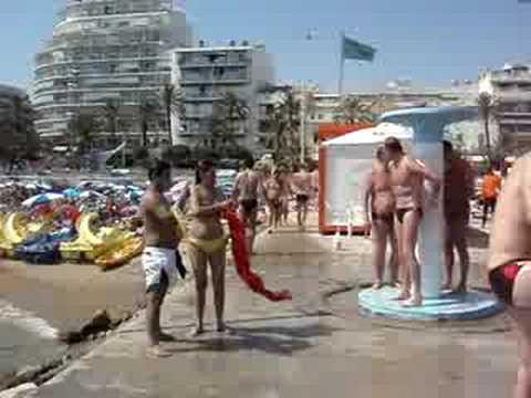 Sitges Spain Beach 1