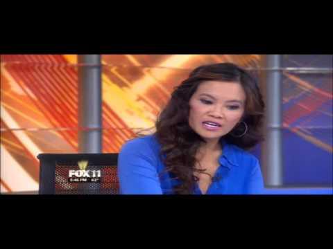 Dr. Sandra Lee Talks about Battling Rosacea on KTTV (11/08/12)