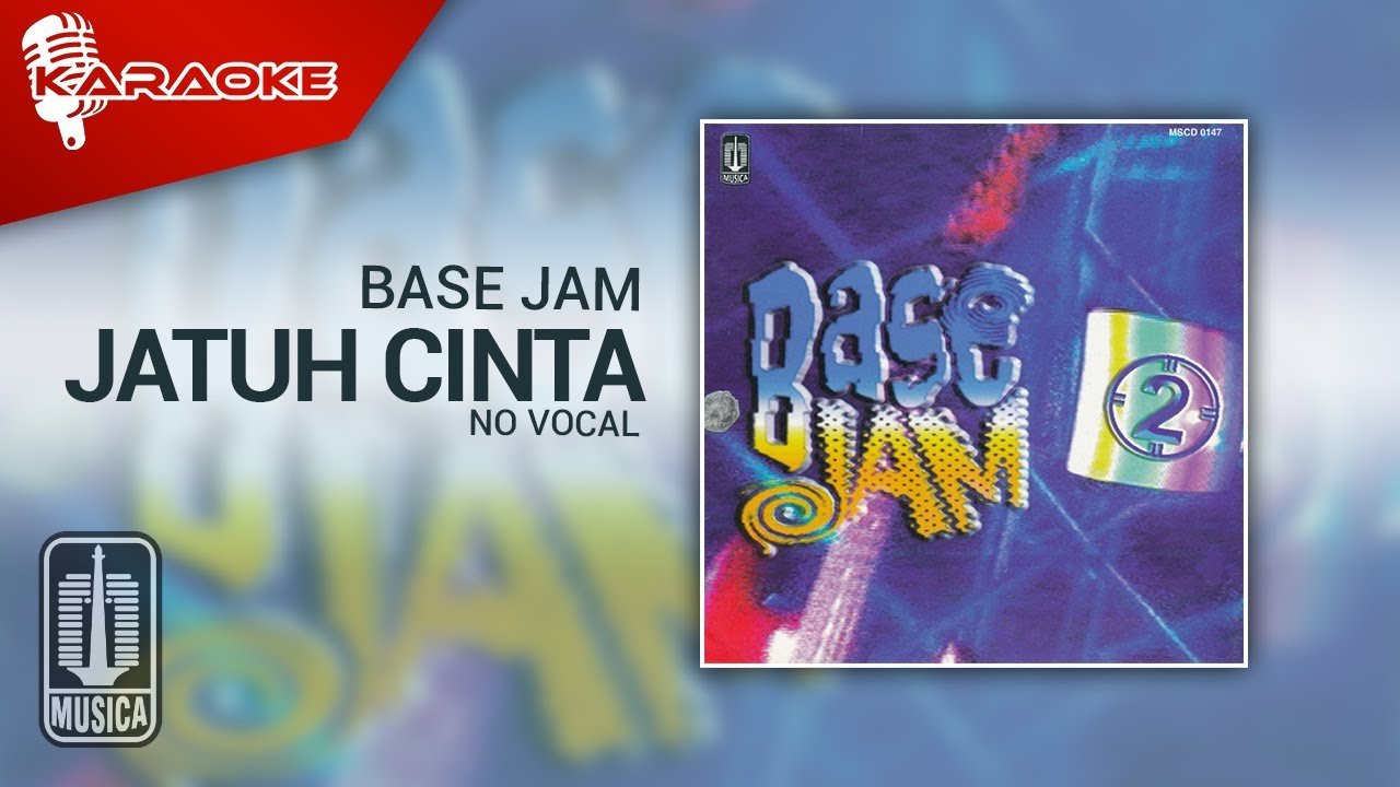 Download Base Jam - Jatuh Cinta (Official Karaoke Video)   No Vocal MP3 Gratis