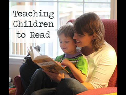 How to Teach Your Children to Read & write in English-improving his skills----TUTORIAL VIDEO