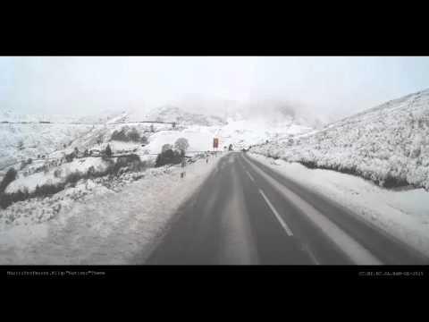 Euro Road Trip - Best of Dashcam