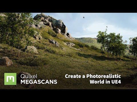 Create a Photorealistic World in UE4 - PakVim net HD Vdieos Portal