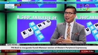 WHY NH 2 BLOCKED AT SEKMAI? On Manung Hutna 19 November 2018