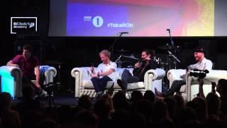 Biffy Clyro - Q&A at Radio 1