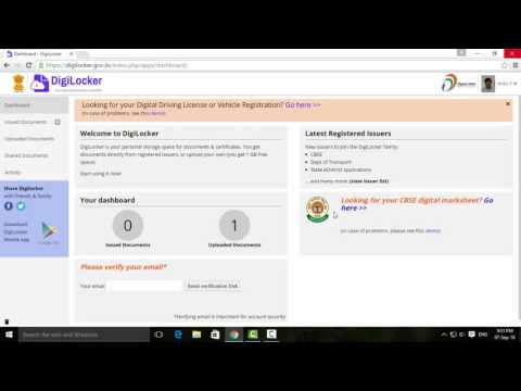 How to Get e-Driving Licence with Aadhaar Card - Tamil TechGuruJi