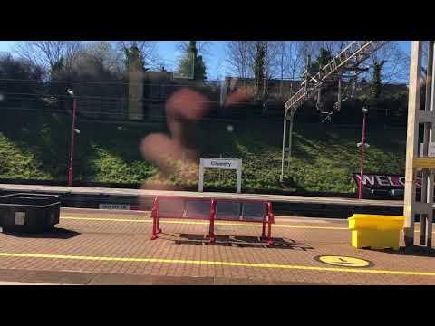 Virgin Trains Pendolino Birmingham New Street To London Euston