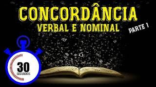 Questões de Concordância Verbal e Nominal - Português para Concursos Públicos