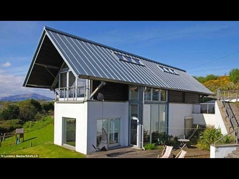 Not such a Grand Design? Loch-side home built ten years ago for TV property show goes on the market