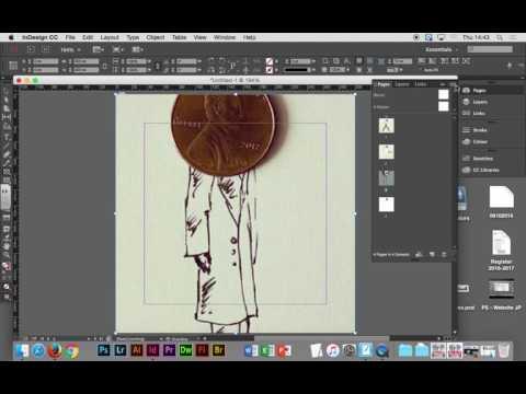 Adobe InDesign CC - How to create a Flip Book