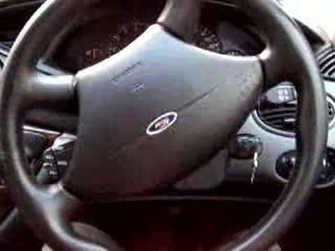 steering thud tight spot ford focus