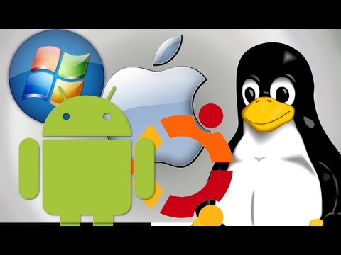 Intro to Cross Platform Development  Desktop and Mobile - Android - iPhone - Windows - Linux