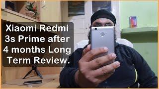 Xiaomi Redmi 3S Prime After 4 months : Long Term Review