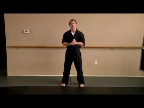 MARCH Karate Tip #1:  Turn Chop Punch