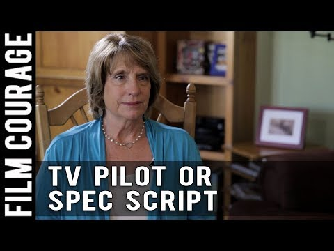 6 Tips For Writing A TV Pilot Or Spec Script by Carole Kirschner