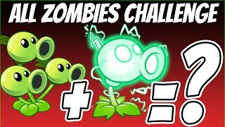 Download Electric Threepeater vs ALL Zombies | Plants vs Zombies 2 Epic MOD Video