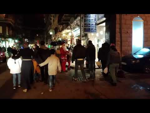 Damascus Late 2018 Festive Atmosphere Without Terrorists' Bombings