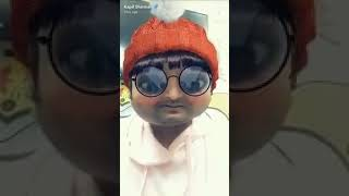Kapil Sharma As Rajesh Arora on Snapchat
