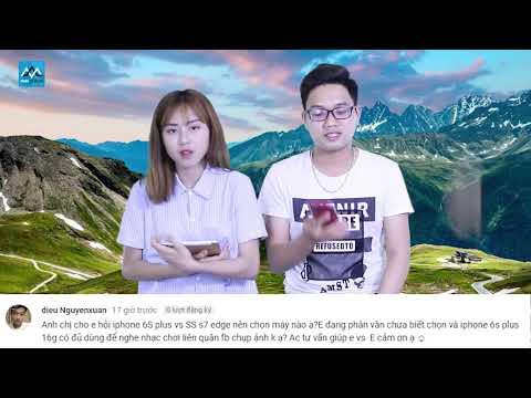 Q&A Xiaomi BlackShark hay iPhone 6S Plus?