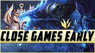 Close Games Fast With STRONG Early Game Jungling | League of Legends Jungle Guide