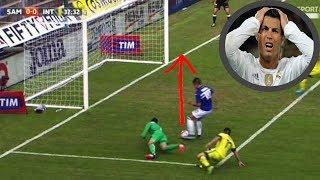 30 Goal Sbagliati più FACILI e INCREDIBILI della Storia !!!