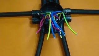 Elektrik Buatları Nasıl Bağlanır? How To Connect Electrical Conduits?