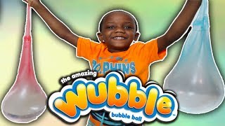 Wubble Bubble Coke & Mentos Experiment