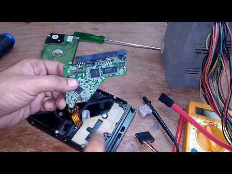 How to Repair Hard DisK (HDD) IN हिन्दी , Not Detected Problem, PC and LaptoP in hindi