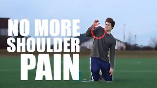 Fix Shoulder Pain | Exercises